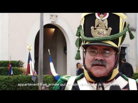 Reconstitution historique au Domaine d'Ognoas