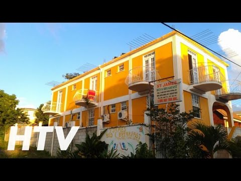 St James Guesthouse, Bed and breakfast en Roseau, Dominica