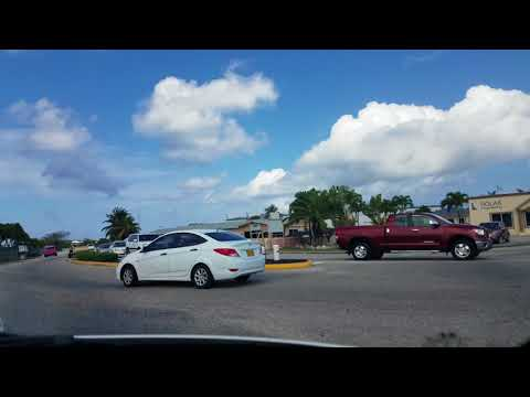 Grand Cayman driving tour, George Town.