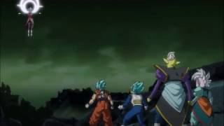 Fusion Zamasu's Speech | Dragon Ball Super | Season 4 Episode 19 | Episode 65