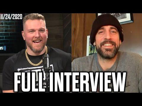 Pat McAfee And Aaron Rodgers Talk Loss To The Colts, MVS Fumble, And Vitamin Usage