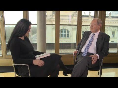 »Ausgesprochen Steinbrück!«: Sina Trinkwalder im Gespräch mit Peer Steinbrück