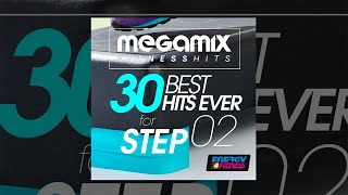 E4F - Megamix Fitness 30 Best Hits Ever For Step Vol. 02 - Fitness & Music 2018