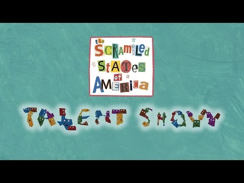 The Scrambled States of America Talent Show trailer
