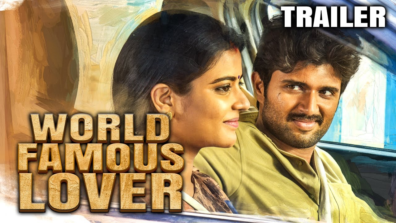 Download World Famous Lover 2021 Official Trailer Hindi Dubbed | Vijay Deverakonda, Raashi Khanna, Catherine