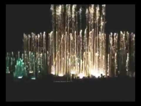 Indira Gandhi Musical Fountain Bangalore