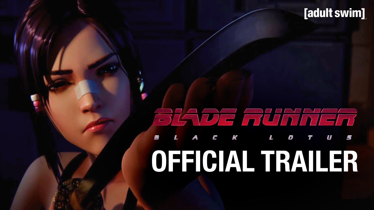 'Blade Runner: Black Lotus' Receives a New Trailer