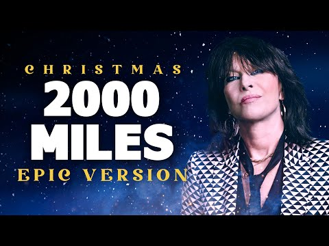2000 Miles - Epic Music Version | Christmas Songs
