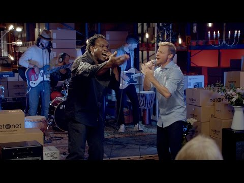 Dr. Alban & Brian Littrell (Backstreet Boys) – Lager than life (NetOnNet)