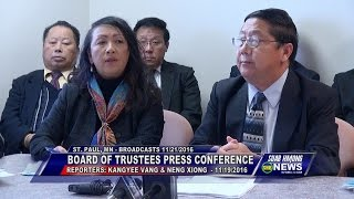 SUAB HMONG NEWS:  Board of Trustees of Hmong Family Foundation takes over MN Hmong New Year and J4