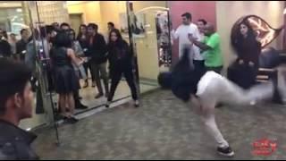 Hrithik roshan fans dancing