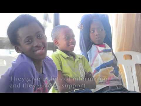 Ubuntu Africa - Words from the Children
