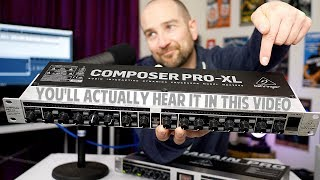 Behringer Composer PRO-XL MDX2600 Review (AUDIO TEST)