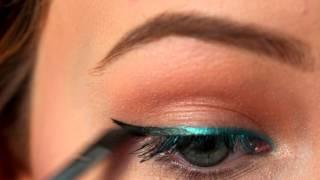 Ombré Eyeliner Makeup Tutorial Thumbnail