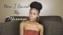 How I Saved My Marriage
