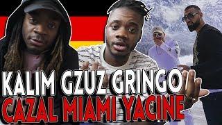 REACTS TO GERMAN RAP Part 4 | KALIM GZUZ GRINGO ZUNA MIAMI YACINE | SNOW BOYZ REACTS | YLTV