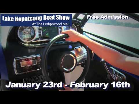 Lake Hopatcong Boat Show at Ledgewood Mall