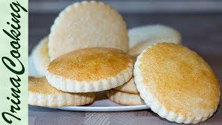 МОЛОЧНЫЕ КОРЖИКИ из школьного буфета ○ Простой рецепт | Milk Biscuits Recipe