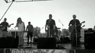 The Cowsills Hair Live B Retro Party at the Beach Indian Lake Ohio Concert July 9 2011