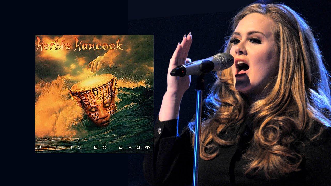 Adele vs Herbie Hancock - Mashup Dj Mashain