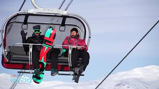 Erzincan Ergan Dağı Kayak Merkezi Tanıtım Filmi