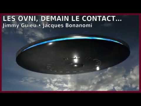 Demain le contact Jimmy Guieu • Jacques Bonanomi  Documentaire Ovni    FM