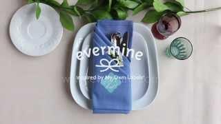 Table Setting Tips: Napkin Folds - Triple Pocket Fold