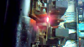 Аппарат контактно-стыковой сварки МСО-201(http://presslom.com.ua/ Сварочное оборудование для стыковой сварки (арматура, кругляк). Машина контактной стыковой..., 2014-02-17T10:50:36.000Z)