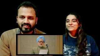 The Accidental Prime Minister | Official Trailer | Reaction