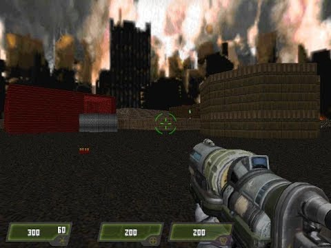 (GZDoom) Mod Quake 4 Weapons Download Link/Link De Descarga