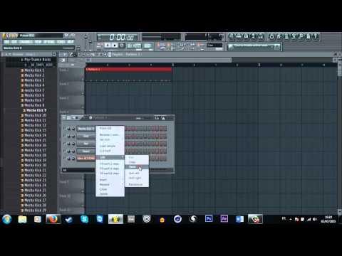 Tutoriel FL Studio 15 - Composer ses pattern comme sur une machine KORG