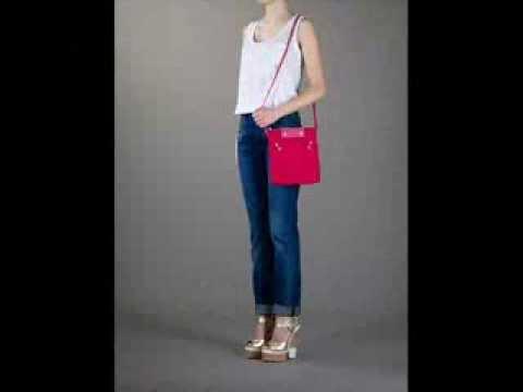 9753edd73 MARC by Marc Jacobs 'Preppy Nylon Sia' Crossbody Bag Small - YouTube