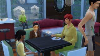 The Sims 4 - Пародия на клип Время и Стекло - имя 505