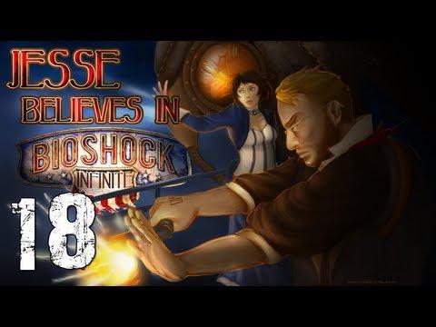 Bioshock: Infinite (Part 18) - Possibly Perilous Partnership
