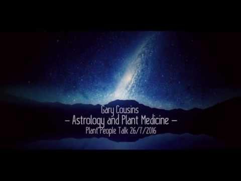Gary Cousins,  Astrologer, speaks on Plant Medicine & Astrology