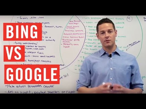 Ranking in Bing vs Google for SEO, What You Need to Know – John Lincoln, Ignite Visibility