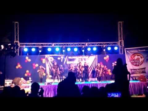 Wollywood dance school , madhubani