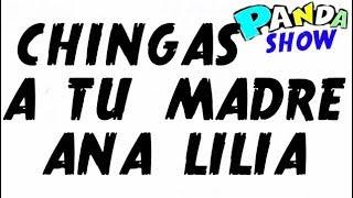 CHINGAS A TU MADRE CULERA!! CATOLICOS DE MIER panda show internacional