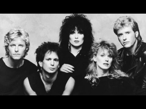 """Members of 80's group Heart open up about """"Crazy on You"""""""