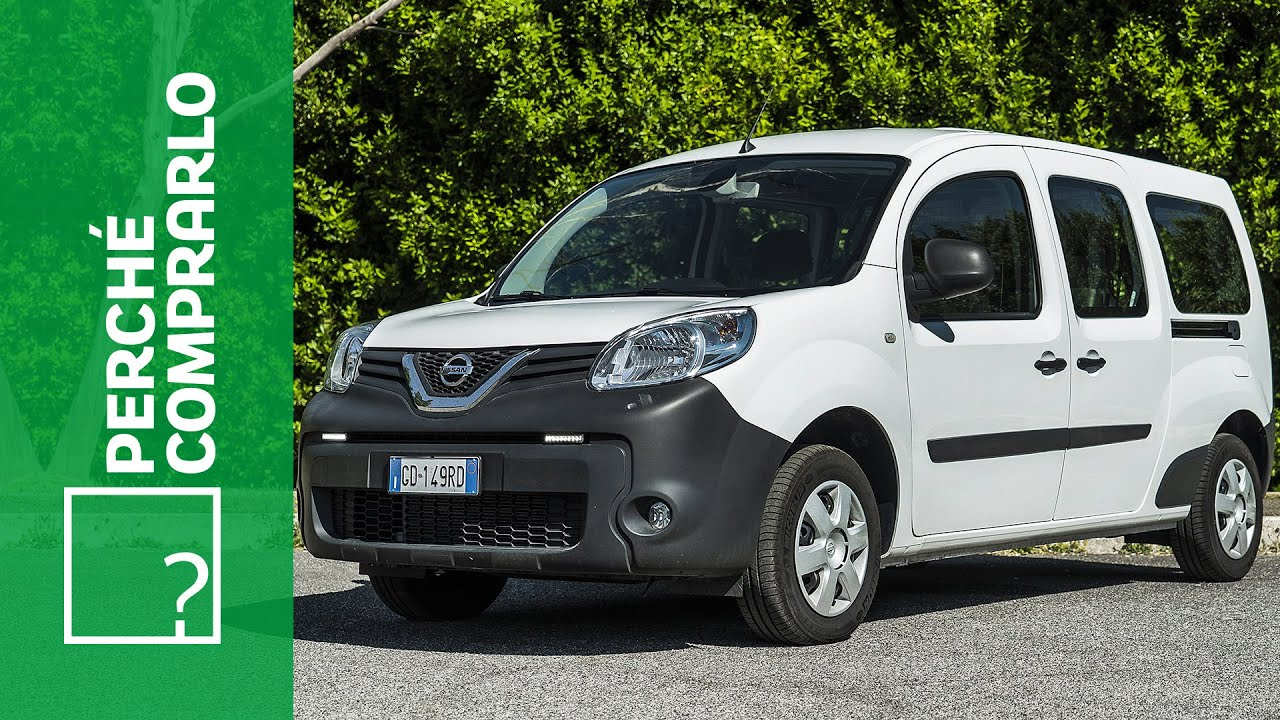 All-new Nissan Townstar 2022 unveiled - New Nissan NV250 and e-NV200