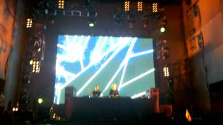 UMF Buenos Aires 2012 - Kyau & Albert - Be There 4 U (Mat Zo Remix)