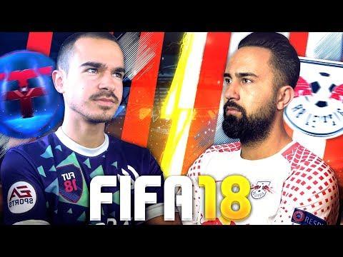 FIFA 18 : ÖRNI vs. DEN DEUTSCHEN MEISTER 2017 !!