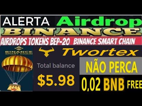 [ TWORTEX Exchange ] Como ganhar 0.02 BNB Free ($5.99) no Cadastro | Recebe na hora! | Home Office