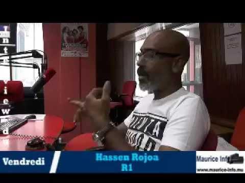 L'Interview du vendredi - Hassen Rojoa