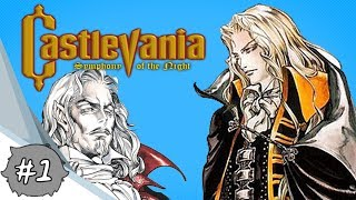 [Stream] Castlevania: Symphony of the Night (Part 1)