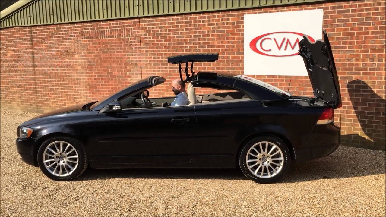 Volvo C70 Convertible Roof Operation You