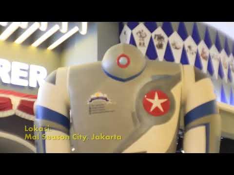 World Of Robotic Explorer