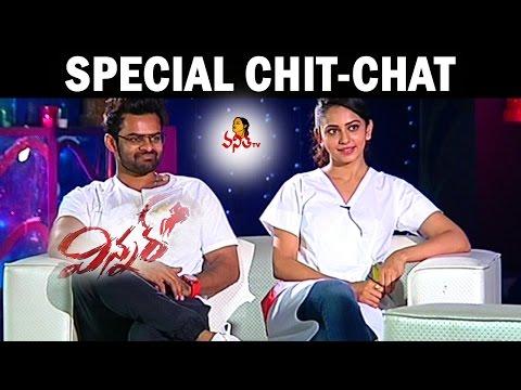 Winner Movie Team Chit chat || Sai Dharam Tej, Rakul Preet Singh || Vanitha TV