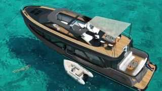 NEW Trimaran Concept, NEW Steeler Yacht in 2016 & much more