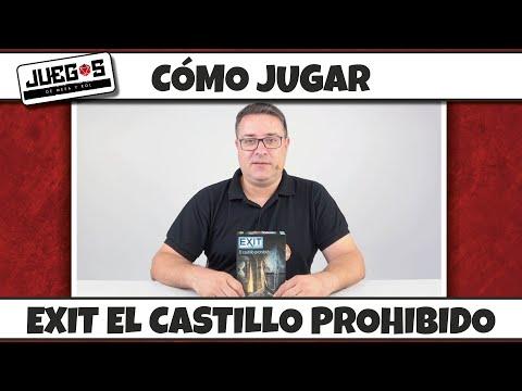 Exit El castillo prohibido - Reseña - Cómo jugar